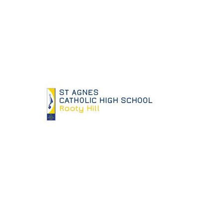 St Agnes Catholic School Logo