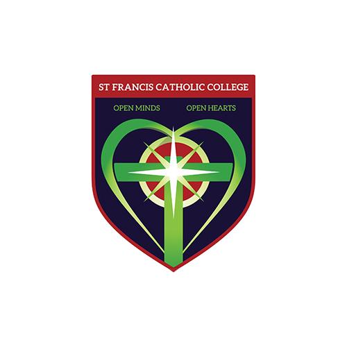 St. Francis Catholic College Logo